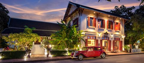 3 Nagas Luang Prabang, MGallery by Sofitel