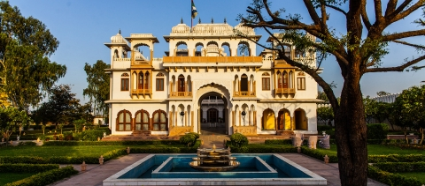 Talabgaon Castle
