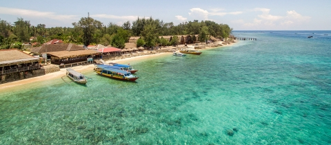 Kura Kura Resort Gili Meno