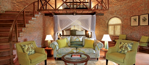The Ultimate Travelling Camps, Jaagir Lodge, Dudhwa