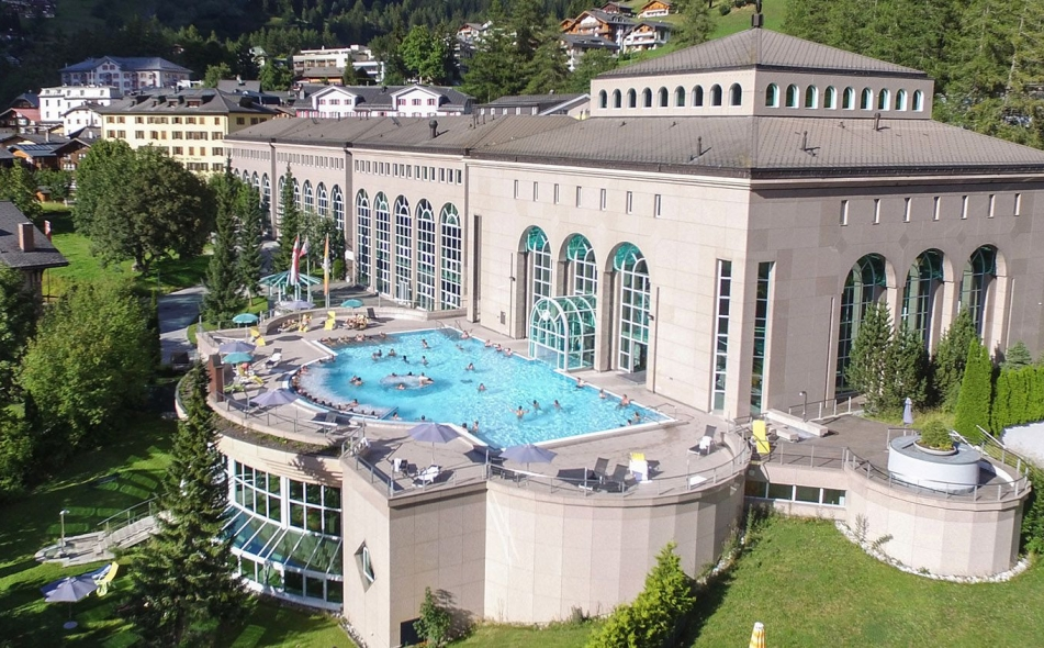 Thermal Hotel Leukerbad Switzerland
