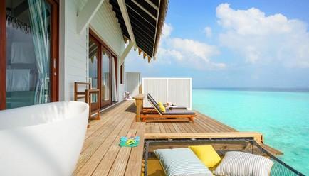 SAii Lagoon Maldives - Curio Collection by Hilton