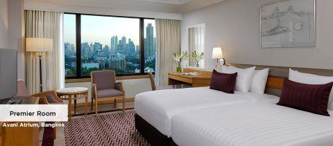 Hotel Baraquda, Avani Atrium, Sunsuri Phuket