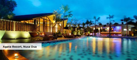 Jambuluwuk Oceano Hotel, Agata Resort