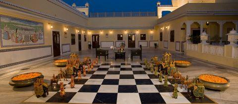 The Raj Palace