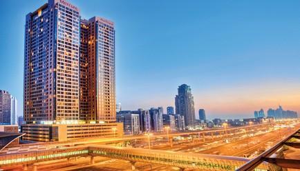 The Mercure Dubai Barsha Heights