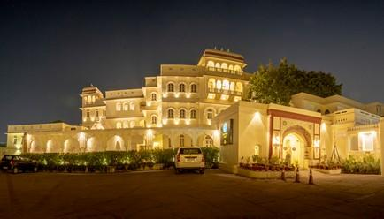 WelcomHeritage Ramgarh