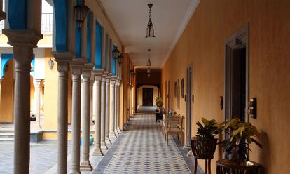 Juna Mahal Ranthambore
