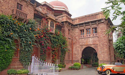 Ajit Bhawan Jodhpur