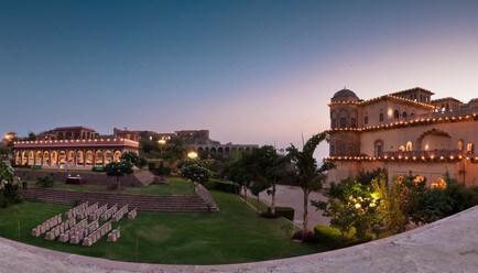 Tijara Fort-Palace
