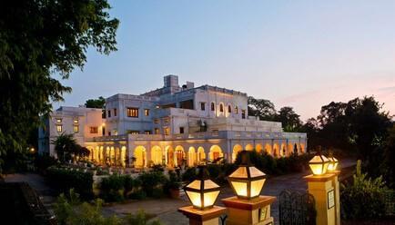 The Baradiri Palace