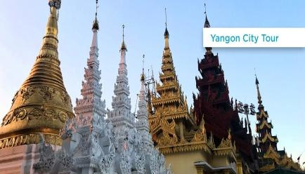 Myanmar Holiday Package