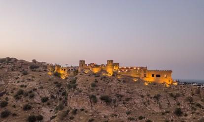 Mundota Fort and Palace