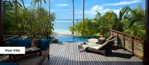 Shangri-La's Villingili Resort and Spa