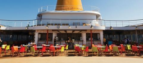Costa neoRiviera Cruise Ship