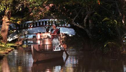 Coconut Lagoon Kumarakom