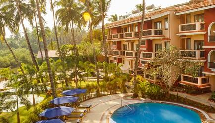 Lazylagoon Sarovar Portico Suites Goa