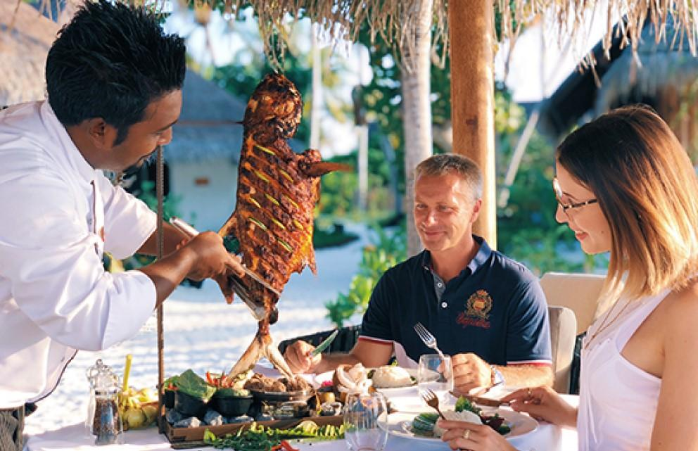 Dining Experiences at Fushifaru