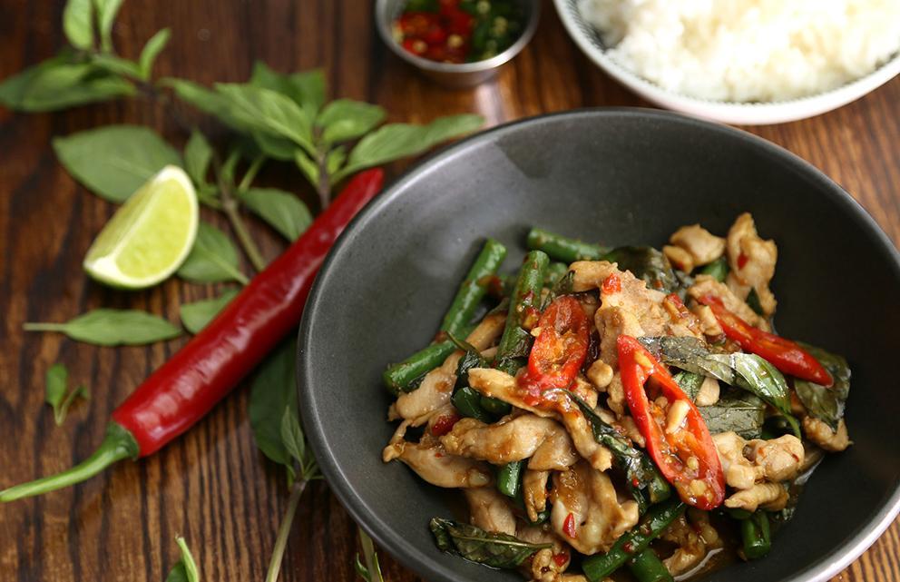thai food in thailand