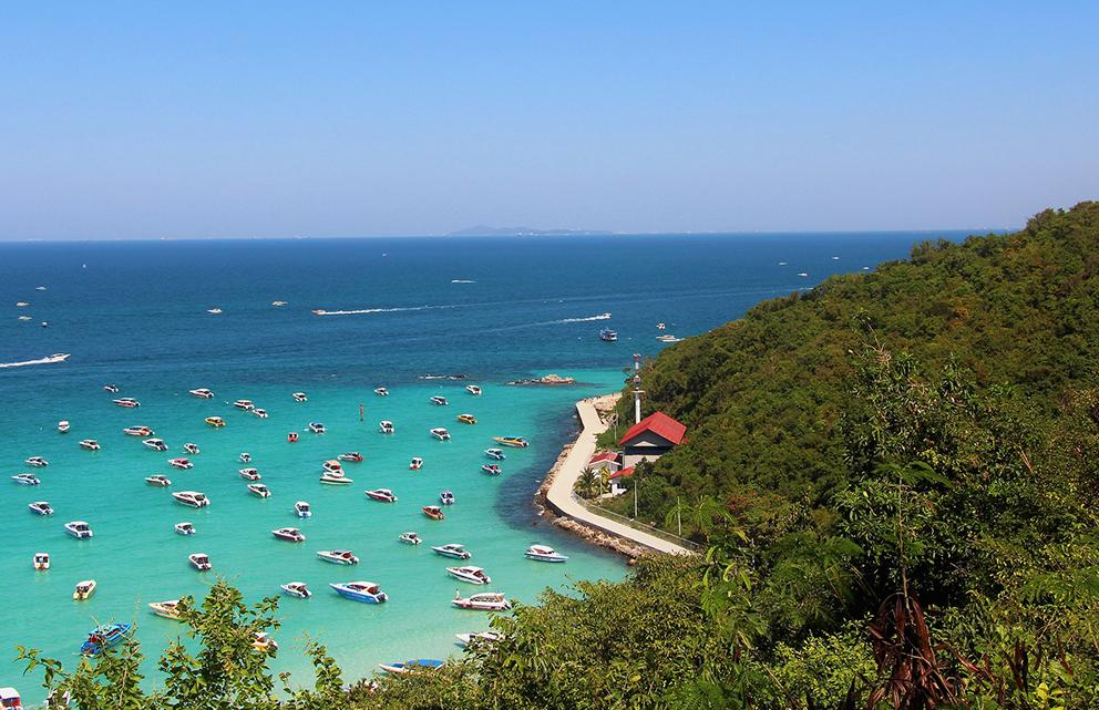 beaches of pattaya thailand, a must visit place