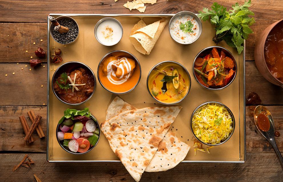 indian cuizine at yas viceroy abu dhabi