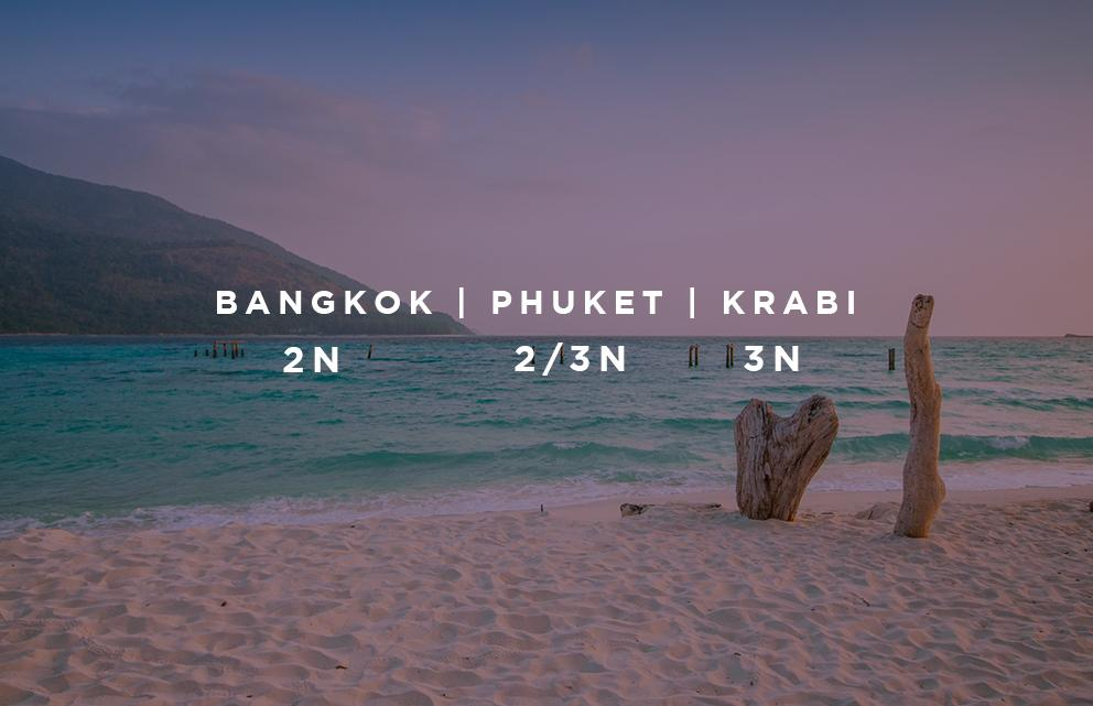 thailand itinerary for the curious