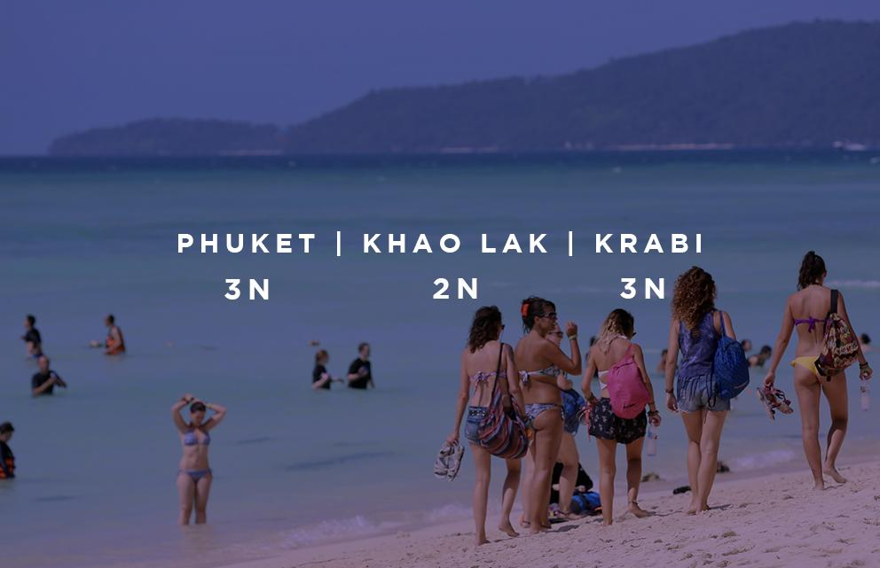group travel to thailand