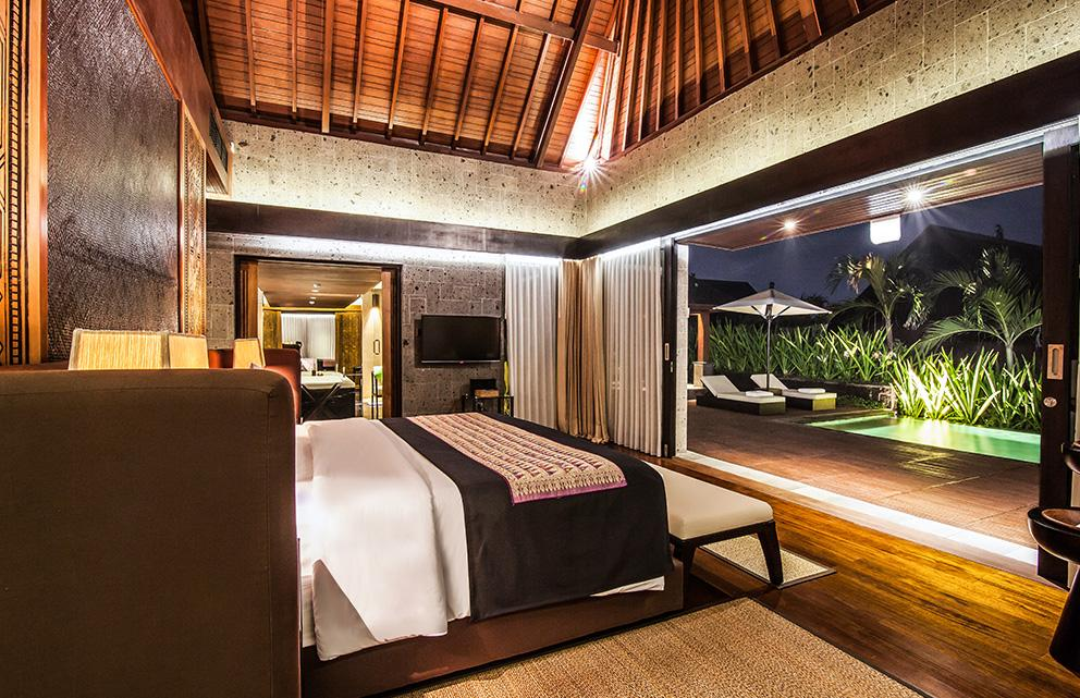 room interior at sanctoo villas